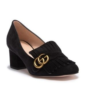 cafcf158e10 Gucci Shoes - NEW GUCCI GG Marmont Pump (size 38)